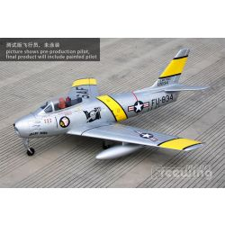 Freewing F-86 Sabre 80mm EDF Jet