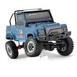 FTX Outback Mini 2.0 Ranger 1/24 RTR - Bleu Foncé