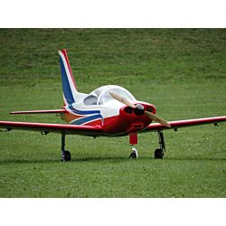 Siai Marchetti SF-260 White/Red/Blue