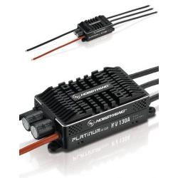 Hobbywing Platinum Pro HV 130A OPTO V4