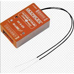 Multiplex Wingstabi RX-9 DR M-link 2.4Ghz Récepteur