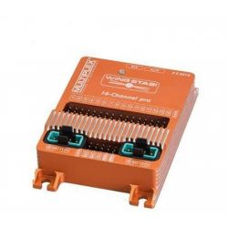 Wingstabi 16 incl. 35A double battery backer
