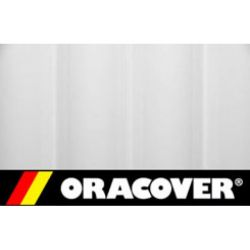 Oracover white 10m roll