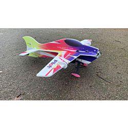 Pilot-RC Foamy - 840mm 3D EPP Plane (Color 01)