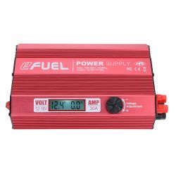 E-fuel 30A power supply