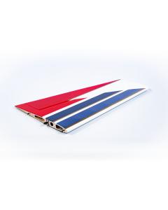 "Edge 540 52"", Wingset (Red/White/Blue)"