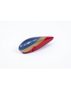 "Edge 540 52"", Wheelpants (Red/White/Blue)"