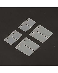 Flatterventil set DA85/100L/120 (8547)