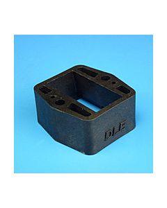 DLE 120 carburator heat block