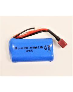 FTX Tracer Li-Ion 7.4V 800mAh battery