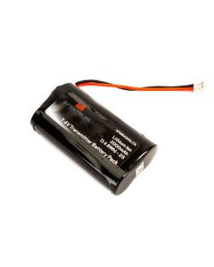 2000mAh Transmitter Battery: DX9, DX8, DX6R, DX5 Pro (SPMB2000LITX)