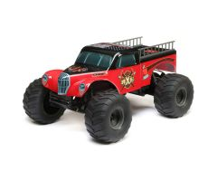 ECX - 1/10 Axe 2WD Monster Truck RTR
