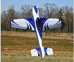 """Extra NG 60"""", Blue ARF kit"""
