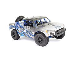 FTX Zorro 1/10 Trophy Truck EP Brushed 4WD RTR - Blue