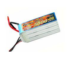 6S 5000mAh 60C lipo battery (XT90)