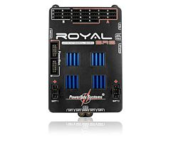 PowerBox Royal SRS with switch and display (no GPS)