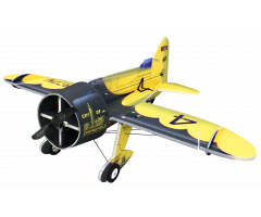 RC-Factory Gee Bee indoor kit Black/Yellow